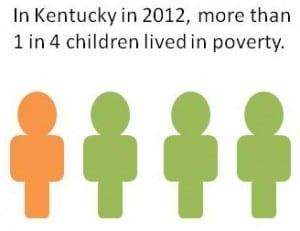 1 in 4 kids