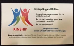 Kinship Hotline