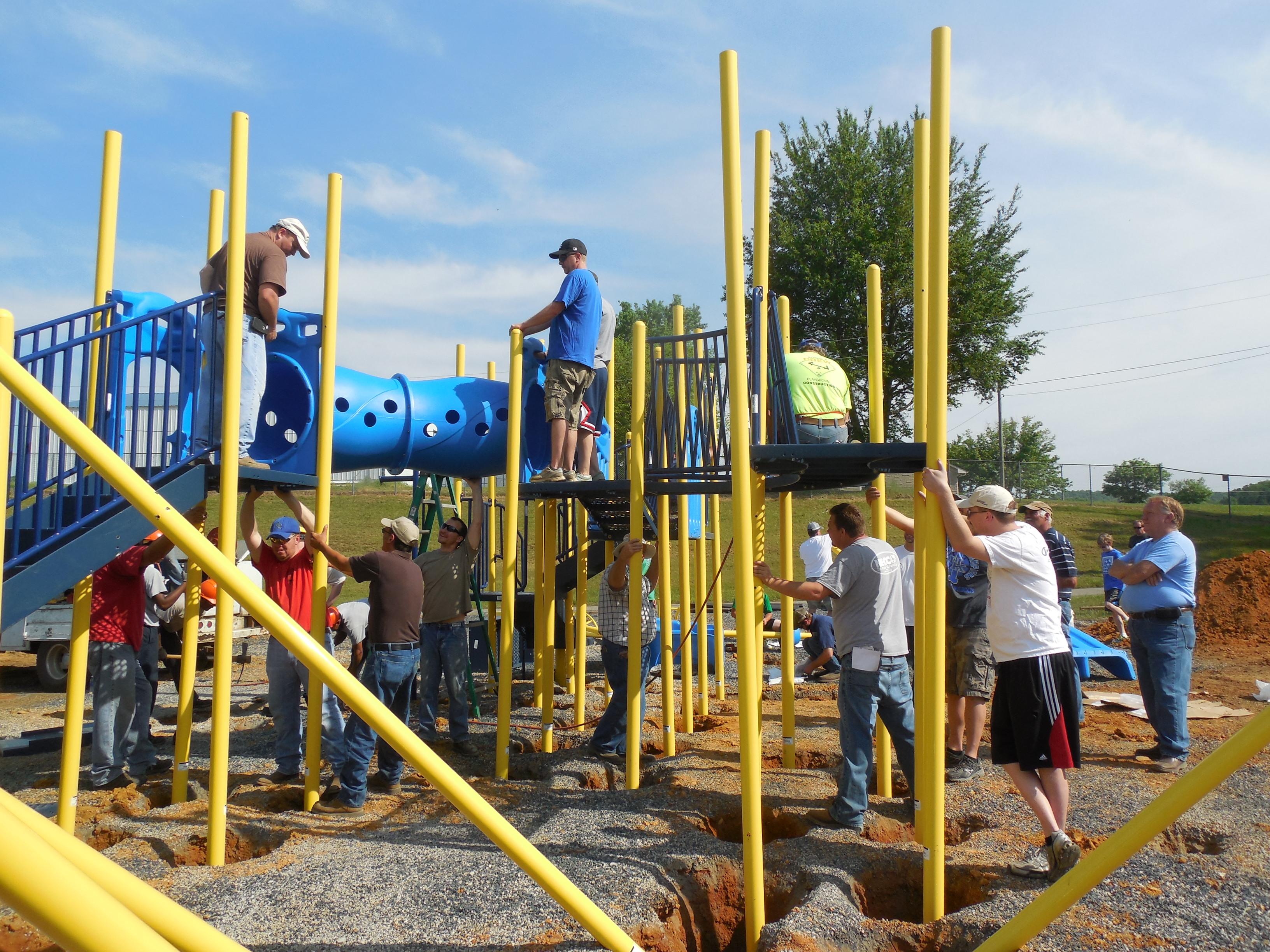 Park Renovation
