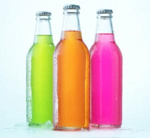 Cold Wet Bottles