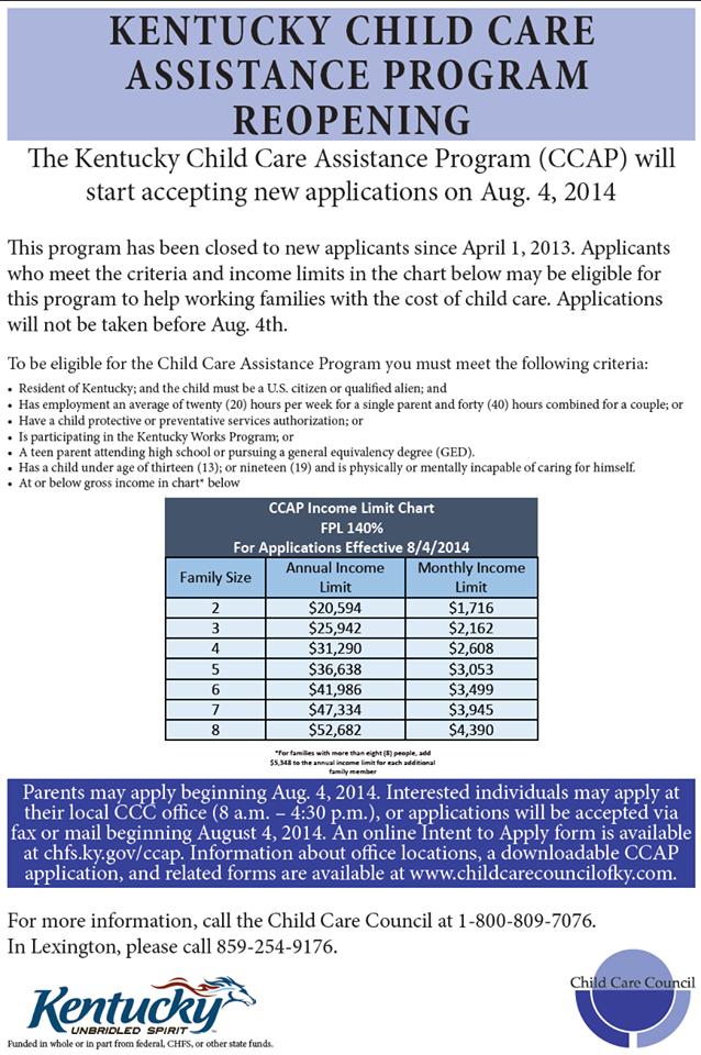 CCAP info