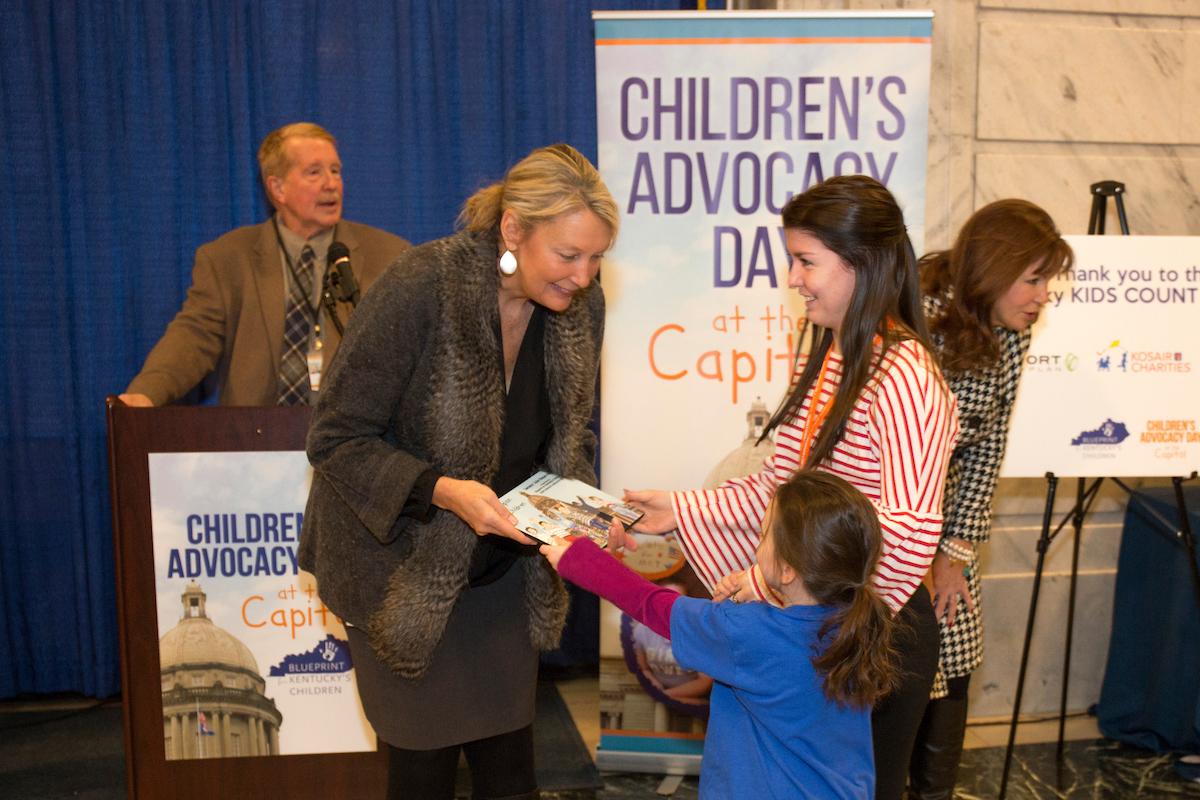Sen Raque Adams Champion For Children Award 1 18 18 02 Kentucky