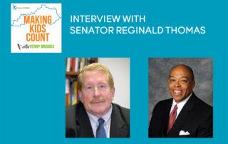 Interview With Senator Reginald Thomas