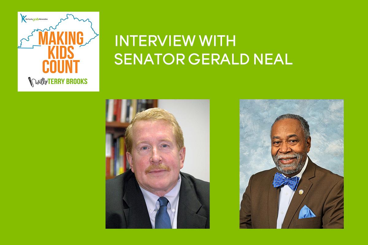 Interview With Senator Gerald Neal