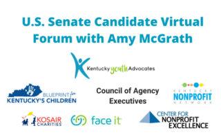Virtual Forum with Amy McGrath