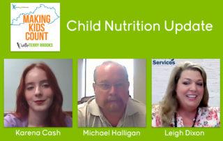 Child Nutrition Update