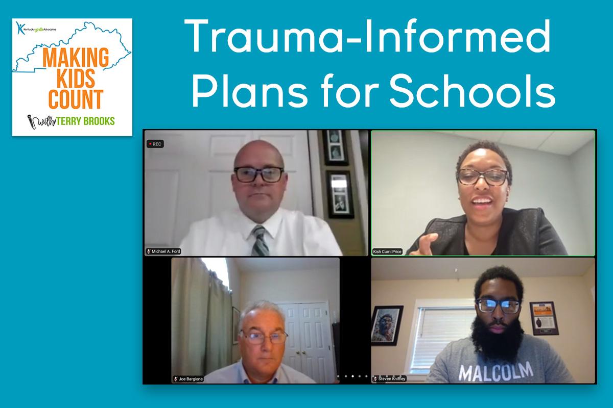 Trauma-Informed Plans for Schools