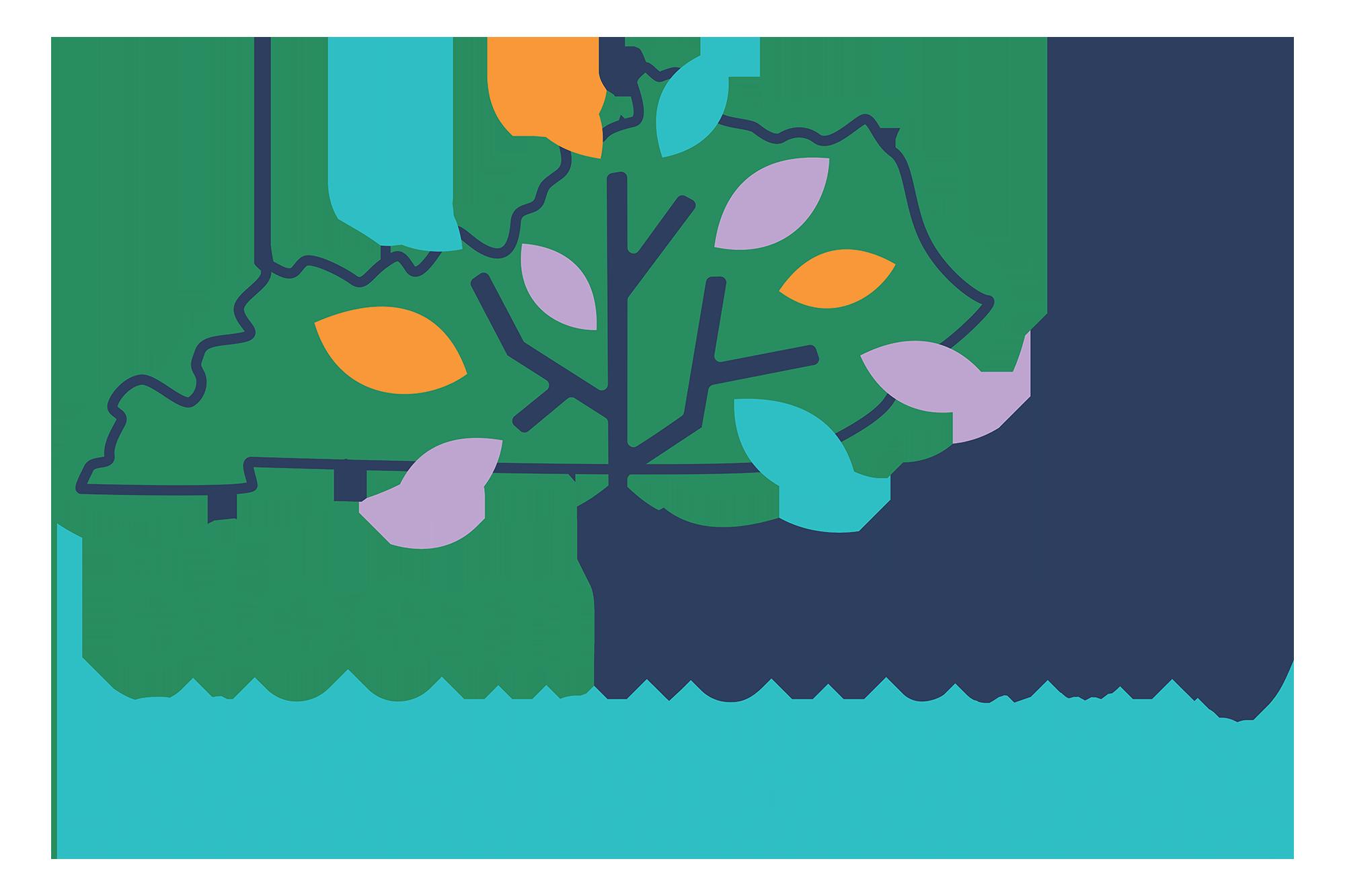 Bloom logo tagline (transparentbg)